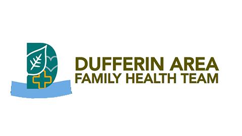 Dufferin Area Family Health Team logo